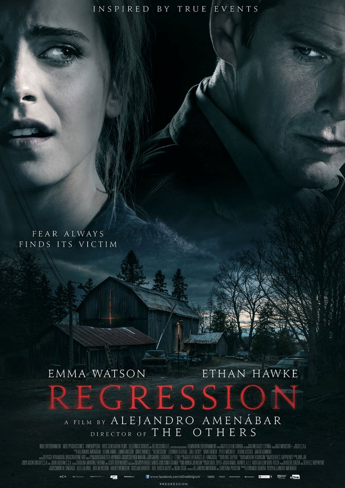 """Regresija"" (Regression, 2015)"