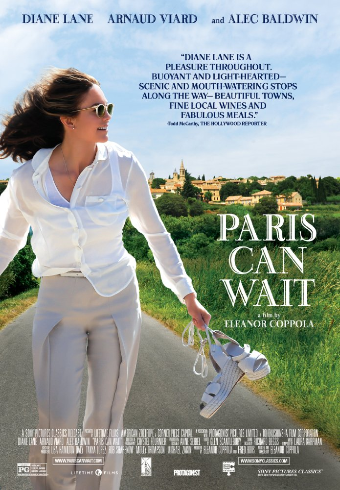 """Pariz može da sačeka"" (Paris Can Wait, 2017)"