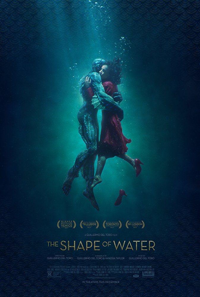 """Oblik vode"" (The Shape of Water, 2017)"