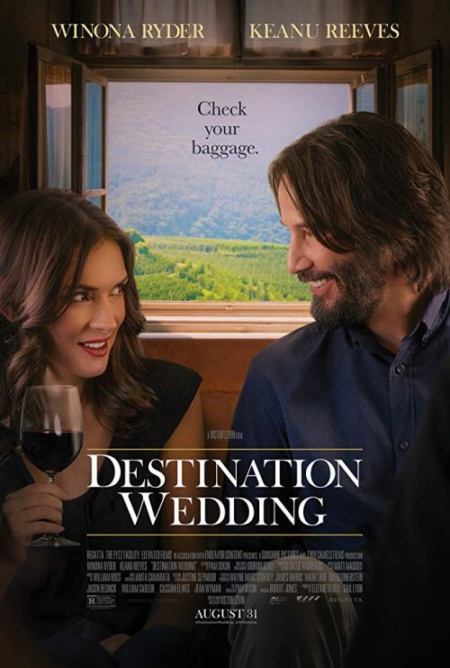 Kako uhvatiti nezenju (Destination Wedding, 2018)