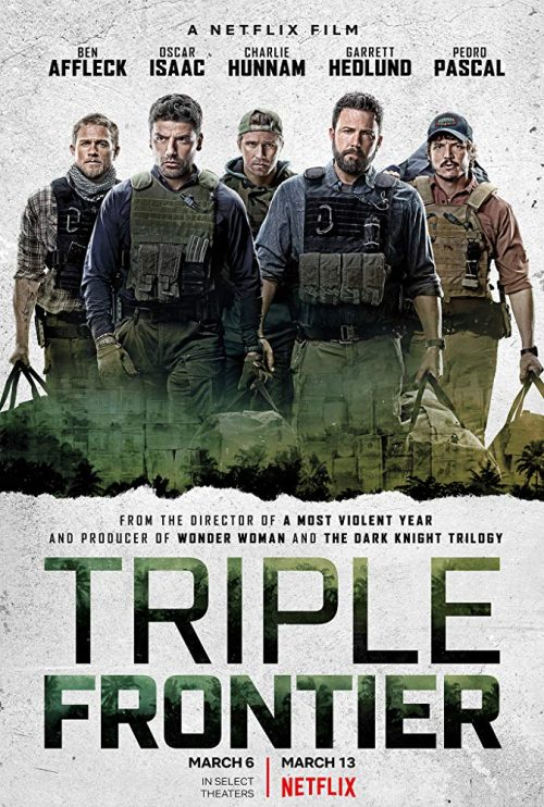 Triple Frontier_2019_movie_poster